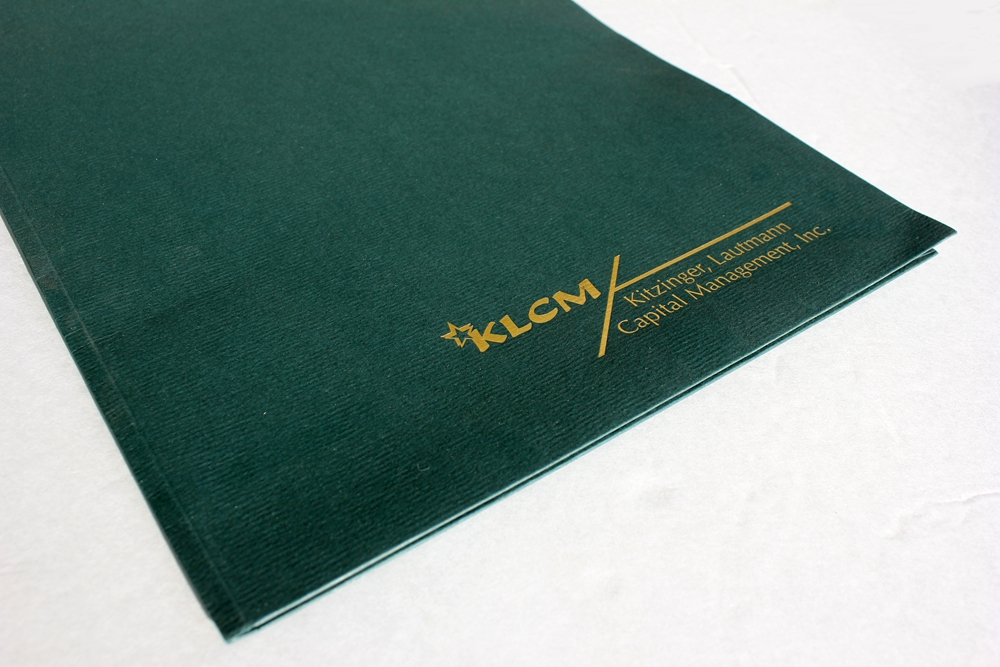 Custom Tax Folders personalized with logos and more, with any design, ink or foil color - Discount Tax Forms