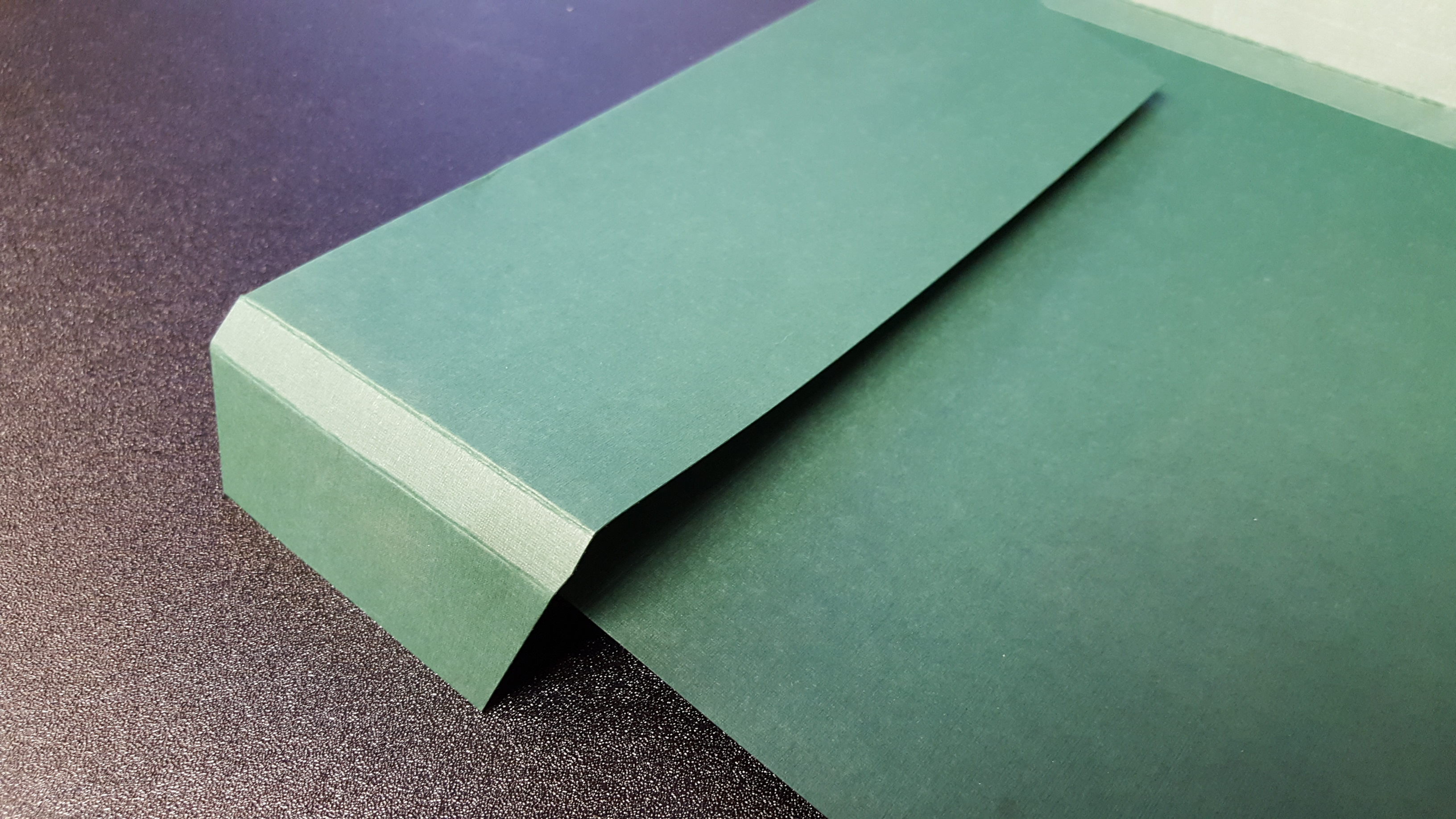 Center Window Tax Folders (3 Colors)